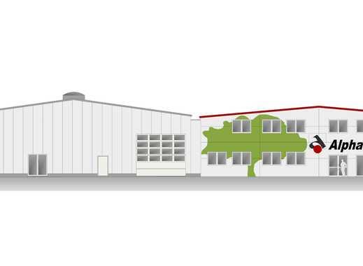Büro und Hallenfläche Lager/Produktion