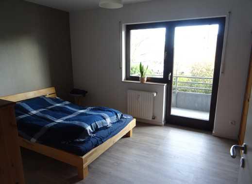 Moderne 3-Zimmer-Erdgeschosswohnung mit 2 Balkonen und elektr. Garage