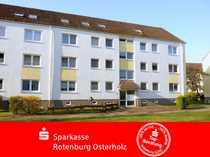 Schwanewede Vermietetes 1-Zimmer-Apartment mit Sonnenbalkon