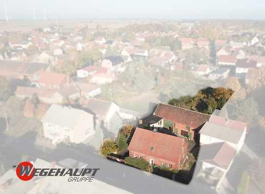 Einfamilienhaus entkernt mit Scheune - direkt zum Ausbau bereit!