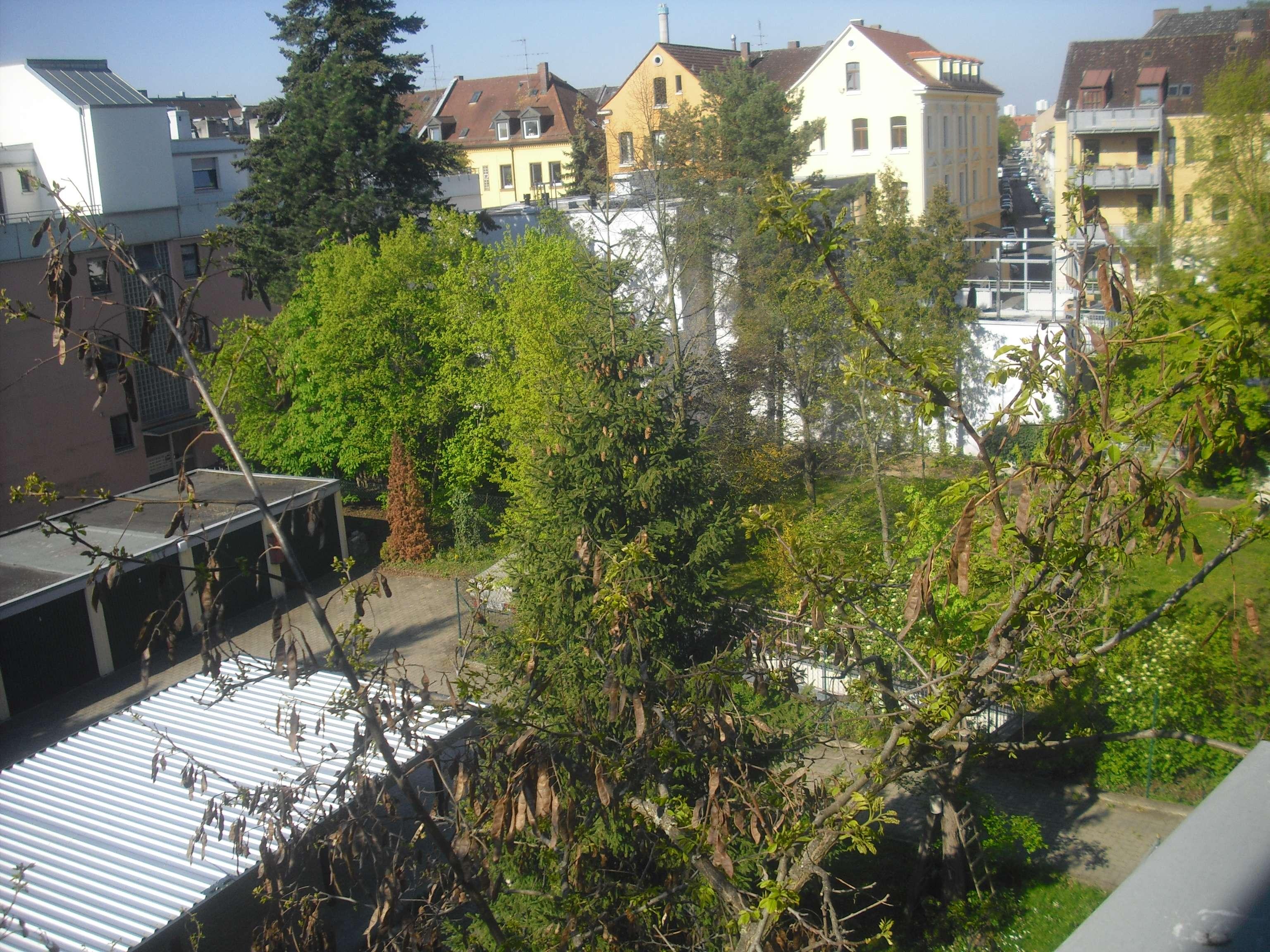 Helle 3-Zimmer-Wohnung mit Balkon in beliebter Innenstadtlage / 3.OG
