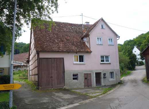 haus kaufen in kirchberg an der jagst immobilienscout24. Black Bedroom Furniture Sets. Home Design Ideas
