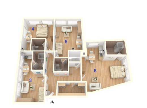 Vollmöbliertes Business-Apartment im Zentrum von Schwäbisch Gmünd