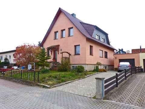 Zwangsversteigerung: Zweifamilienhaus in Harsleben
