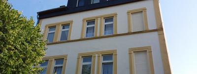 Der Stadt so nah! Charmante 4 ZKB-Familienwohnung im Dachgeschoss