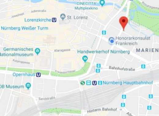 Möbliertes  Zimmer in Nürnberg ab sofort