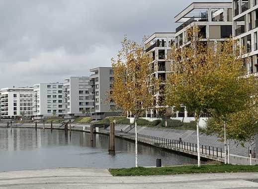 Erstbezug am Offenbacher Hafen, Moderne 3 Zimmer Wohnung