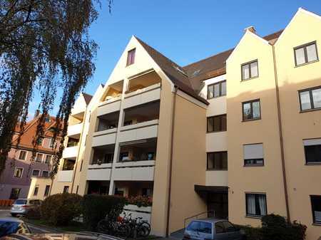 Ruhig wohnen im Zentrum in Augsburg-Innenstadt