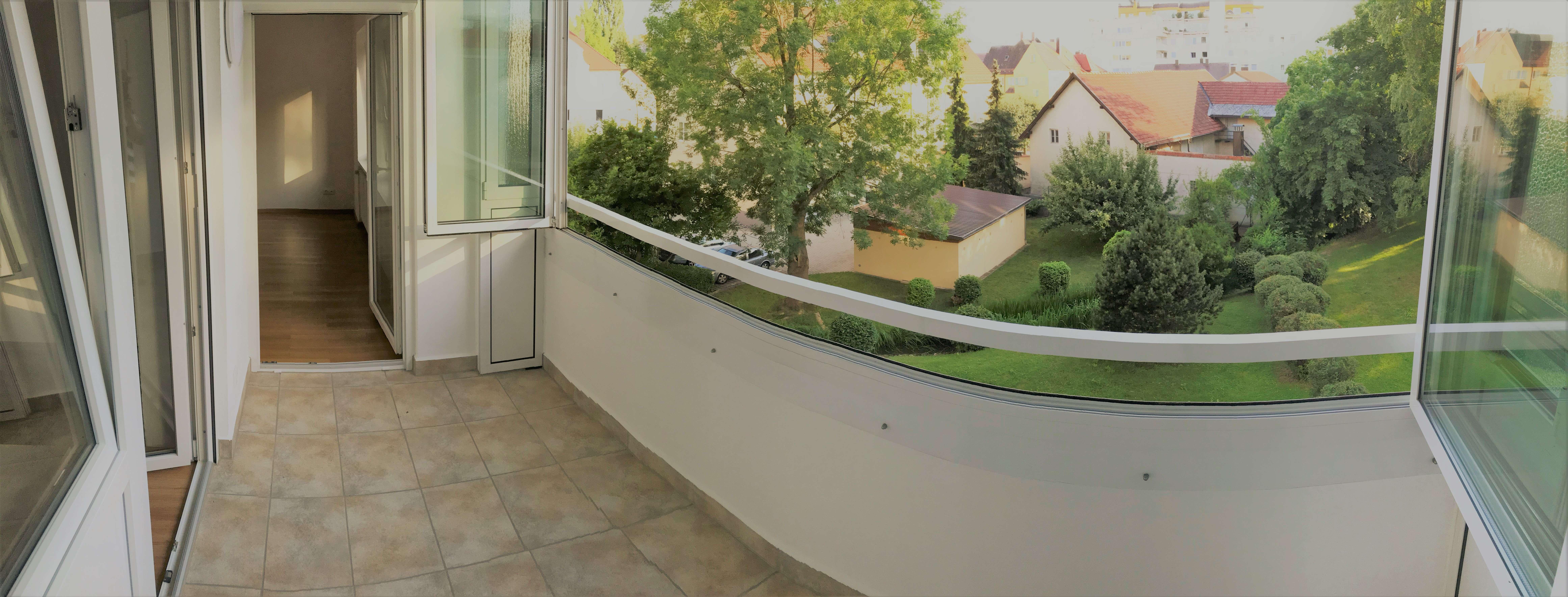 3 Zimmer-Wohnung mit ca. 84m² in Landshut / Erstbezug nach Renovierung