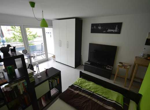 Helle und ruhige ca. 35qm große 1 Zimmer Wohnung in der Sanderau