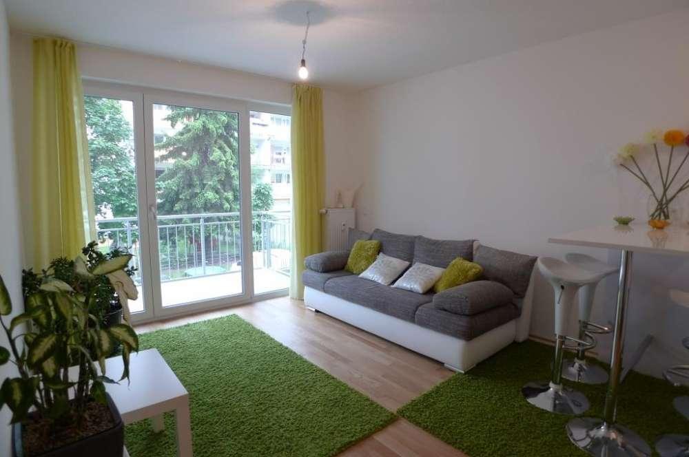 Hier möchte ich Wohnen - Neuwertige 2-Zimmer-Wohnung mit Balkon und Pantryküche