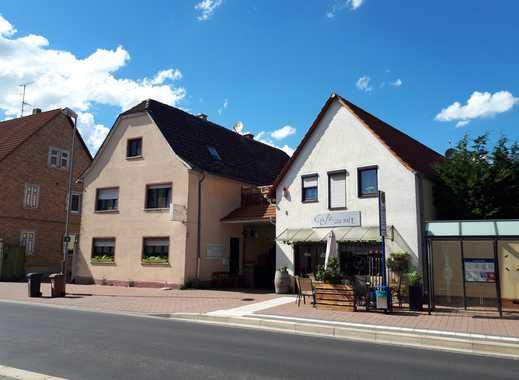 Zentral in Trebur 2 Wohneinheiten + 1 Ladengeschäft!!!