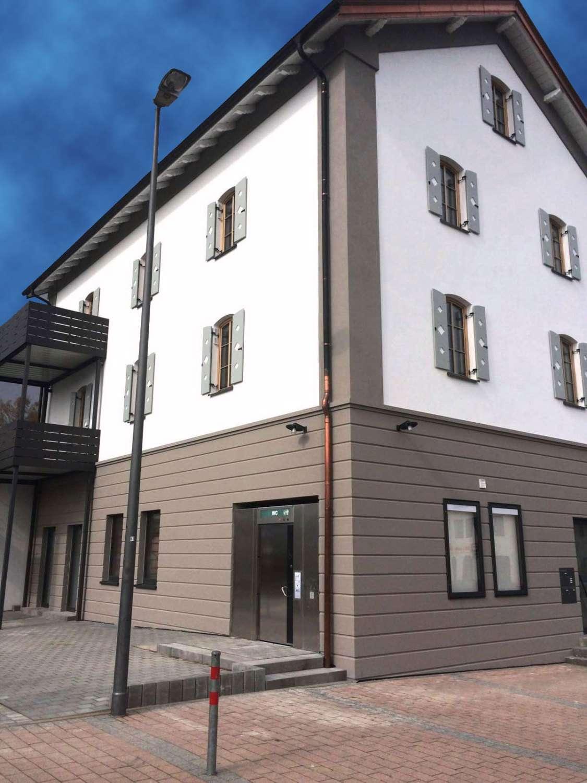 Stilvolle Dachgeschoss Wohnung im ehemaligen Bahnhof von Krumbach in Krumbach (Schwaben)