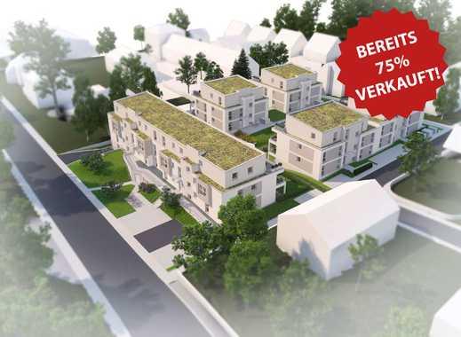 Neubau von Eigentumswohnungen im Palatina Quartier Grünstadt