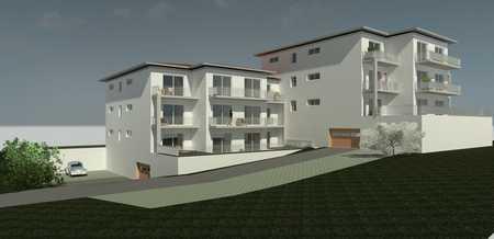 Erstbezug: freundliche 2-Zimmer-Wohnung mit Terrasse in Waldkirchen in Waldkirchen