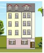 Dachgeschoss - Einmalige Besonderheit