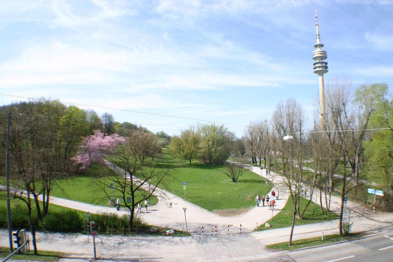 Luxus 2-Zimmerwohnung - PROVISIONSFREI - Toplage Olympiapark in Schwabing-West (München)