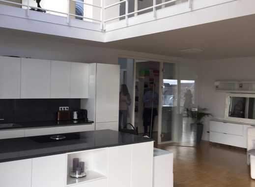 Erstbezug exkl. DG Wohnung mit Galerie in ruhiger Lage (im 3 FH) nahe Mannheim