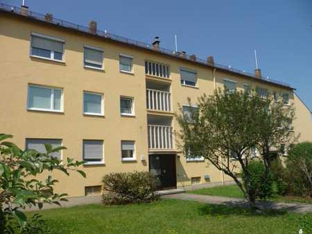 Sehr gut geschnittene 2 ZKB mit Balkon und EBK in Hochzoll-Nord in Hochzoll (Augsburg)