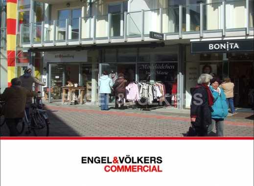 Borkum: Einzelhandelsfläche (2) in Top-Lage!