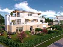 Einzigartiger Wohngenuss 3-Zi-Wohnung mit Gartenterrasse