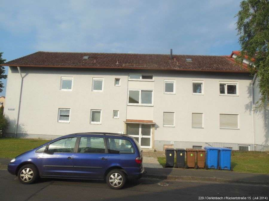 Schöne 4-Zimmer-Wohnung in Oerlenbach in Oerlenbach
