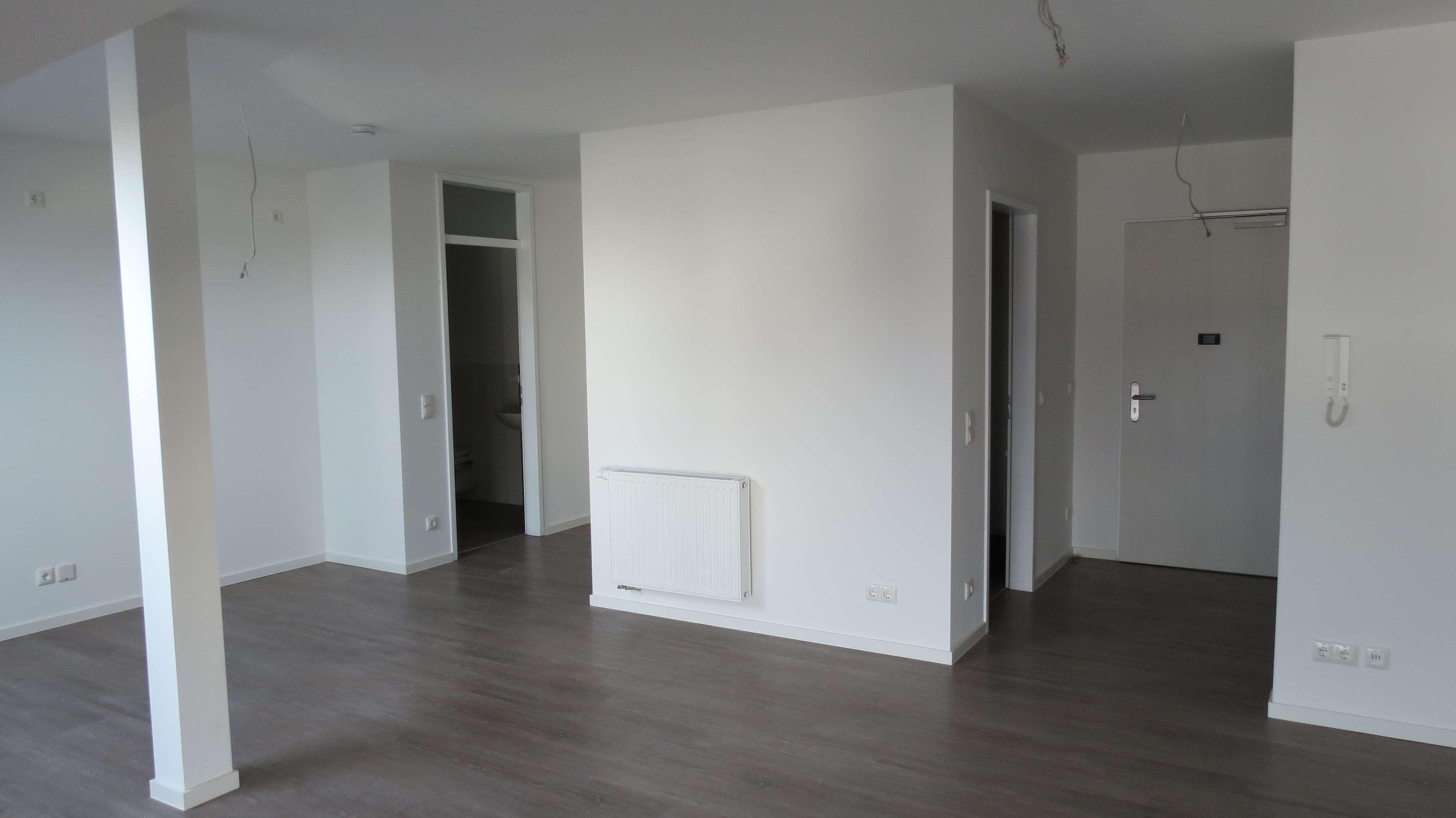 Schöne 1-Zimmer-Dachgeschosswohnung mit EBK in Bad Staffelstein in Bad Staffelstein