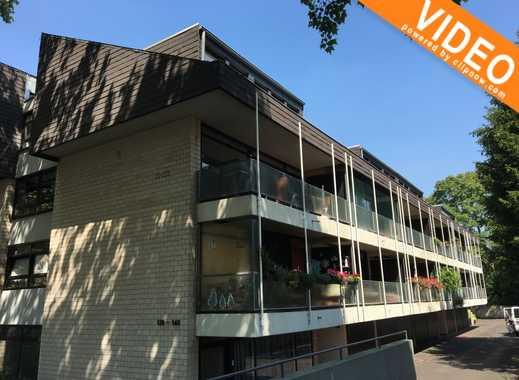 Helles Appartement mit XXL-Südloggia in Bad Godesberg / Hochkreuz, bezugsfrei