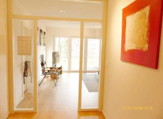 Oberneuland - moderne 2 Zimmerwohnung mit großer Terrasse, EBK + Garage