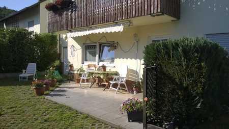 Sanierte 3,5-Zimmer-Wohnung mit Terrasse und Einbauküche in Hohenstadt in Pommelsbrunn