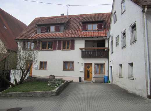 Sehr gepflegtes Wohnhaus mit ELW im Herzen von Empfingen