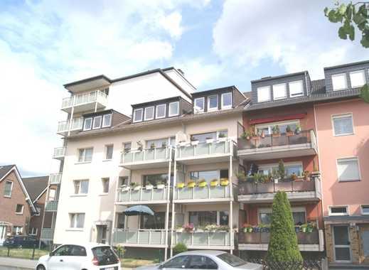 Kapitalanlage: Vermietete 2,5-Zimmer-Wohnung mit Sonnenbalkon in ruhiger Lage von Oberhausen-Borbeck