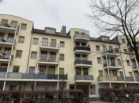 Sonniges 1-Zimmer-Appartement in Hammerstatt/St. Georgen/Burg (Bayreuth)