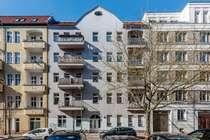 helle, gepflegte 2 Zimmer Wohnung in Berlin-Friedrichshain