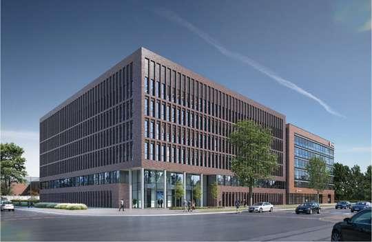 City Gate Nord 2. Bauabschnitt - Hochwertige Neubaubüros in Bestlage