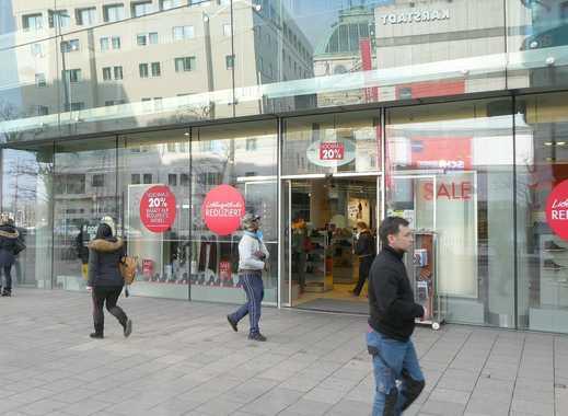EG Laden in TOP Lage, Straßenfront Bayerstr. und Mathäser Passage