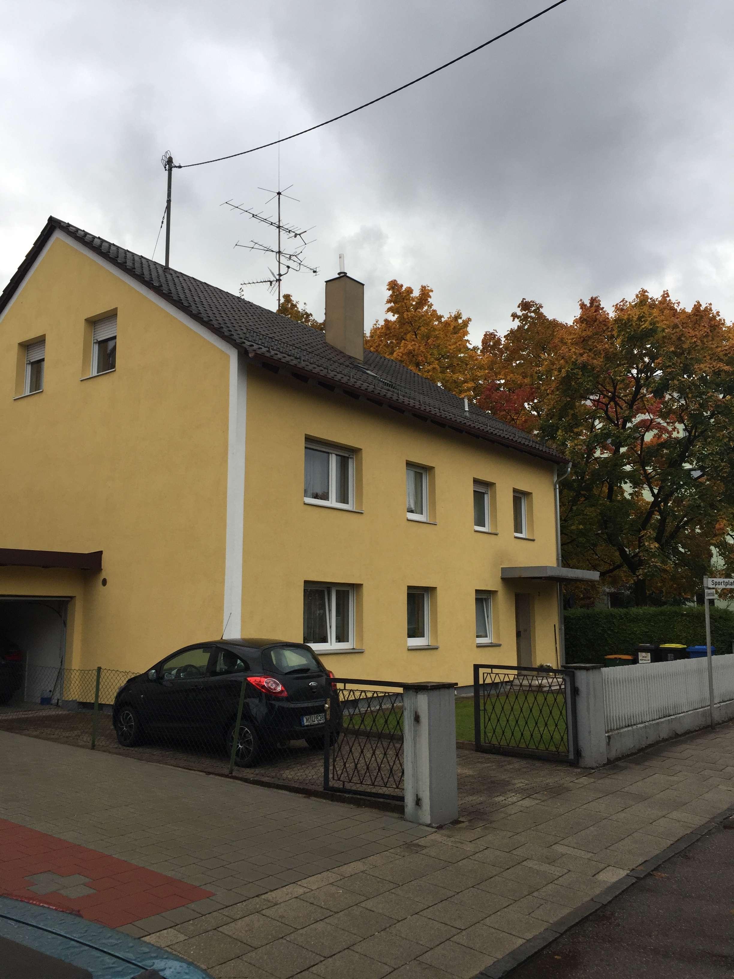 Erstbezug nach Sanierung: stilvolle 4-Zimmer-Wohnung mit EBK und Balkon in Unterschleißheim in Unterschleißheim