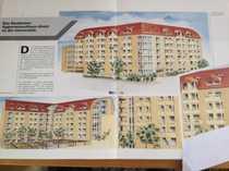 Exklusive 1-Zimmer-Wohnung mit Einbauküche und TG-Stellplatz