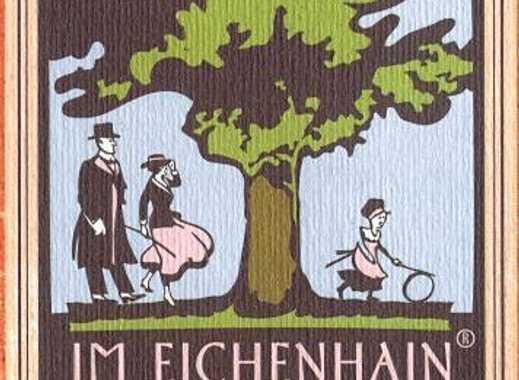 """""""Im Eichenhain"""": Komfortable 4-Zimmer-Wohnung mit Balkon zur Gartenseite"""