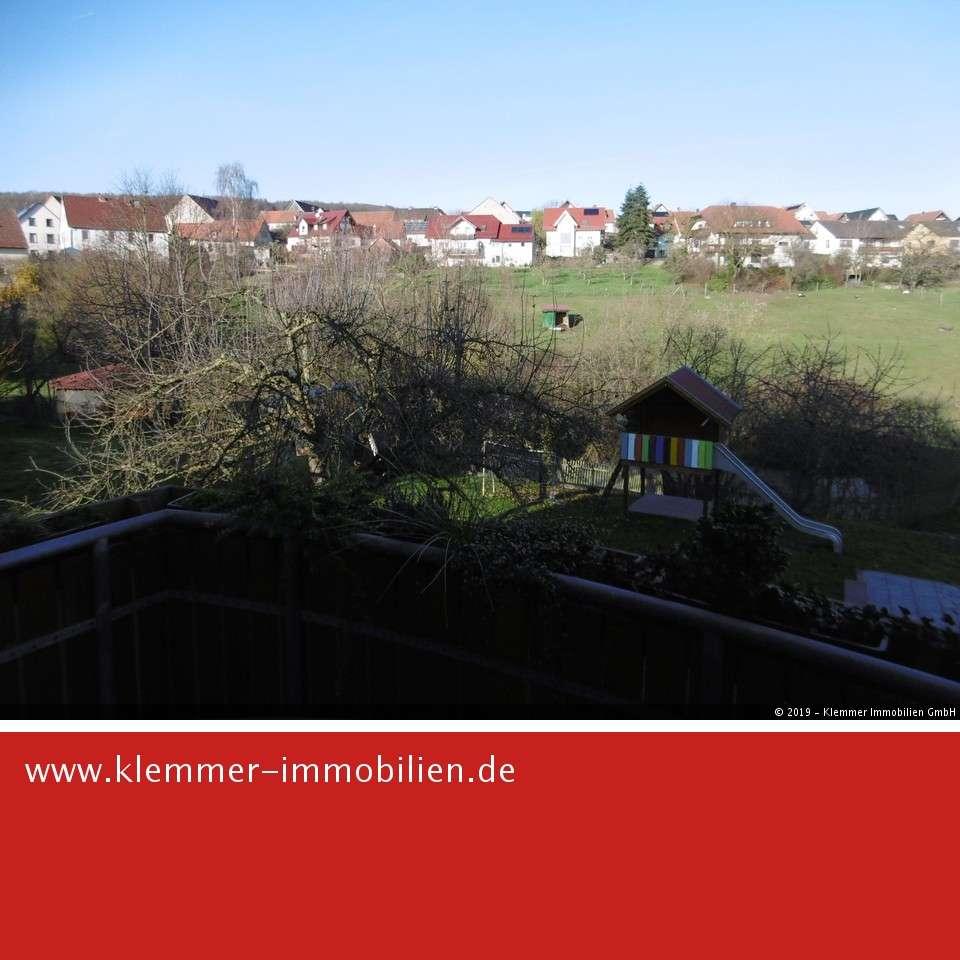 Ländlich wohnen- Helle 4-Zimmer-Wohnung in Lohr am Main