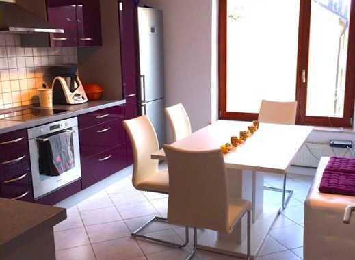 Stilvolle 3-Zimmer-Wohnung mit Balkon und EBK in Sendling-Westpark, München