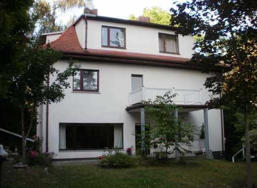 Villa und Baugrundstück nahe Kurviertel von Bad Freienwalde