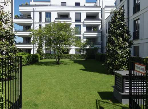Gemütliche, neuwertige 2-Zimmer-Wohnung mit Terrasse in D-Oberkassel