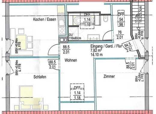 Wohnung mieten in neustadt an der donau immobilienscout24 for 2 zimmer wohnung mulheim an der ruhr