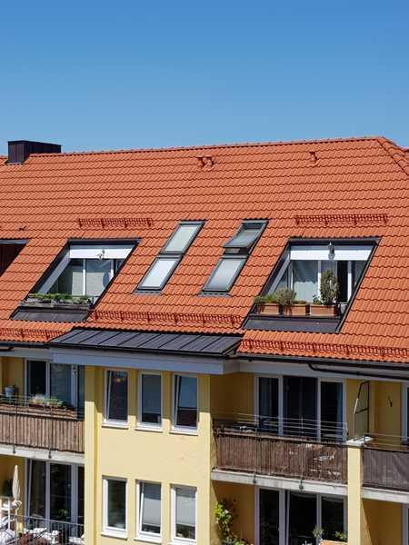 Galeriewohnung mit sonniger Dachterrasse im beliebten Haidhausen in Haidhausen (München)