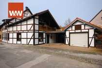 Schicke modernisierte Doppelhaushälfte in Seesen
