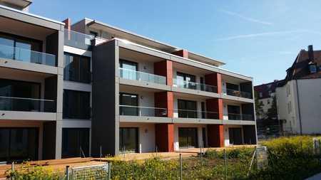 Stilvolle, neuwertige 3-Zimmer-Wohnung mit Balkon in Augsburg in Augsburg-Innenstadt