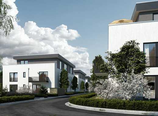 Ideal geschnittene 3-Zimmer-Wohnung mit Sonnenbalkon in einem harmonischen Wohnensemble