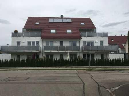 Mering Kapellenberg 49 neuwertige 3 ZKB Wohnung 1.OG in Mering