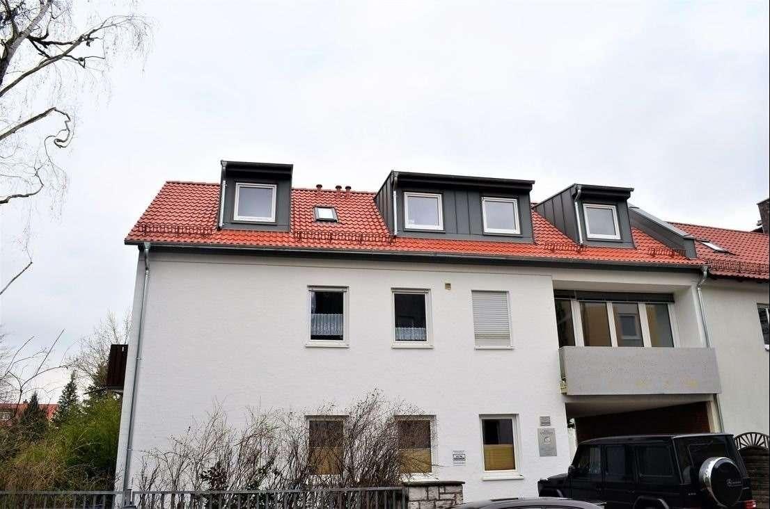 4 DG- Zimmerwohnung in bester Lage von Erlangen zu vermieten  in